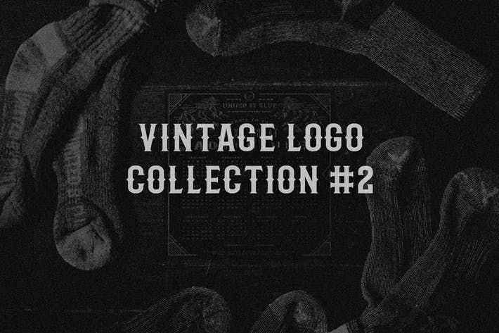 Vintage Logo Collection #2
