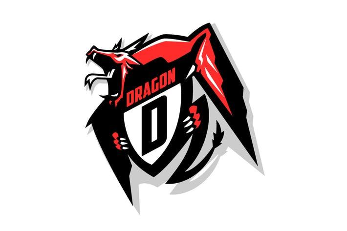 Dragon Esports Logo