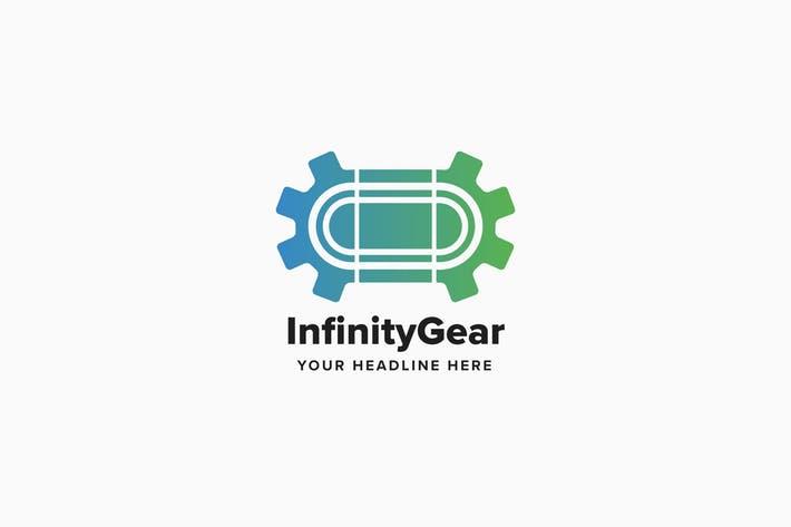 Infinity Gear Logo Template