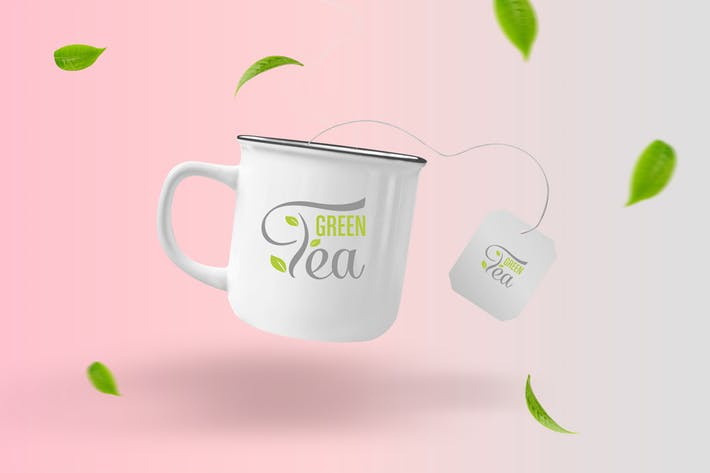 Multi Purpose Mug Mock Up