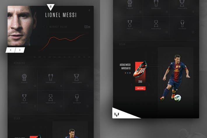 Soccer Player Market Value Website
