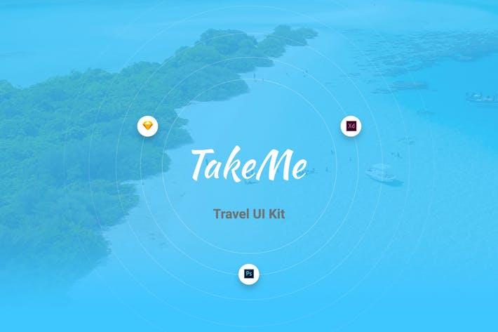 Take Me UI Kit