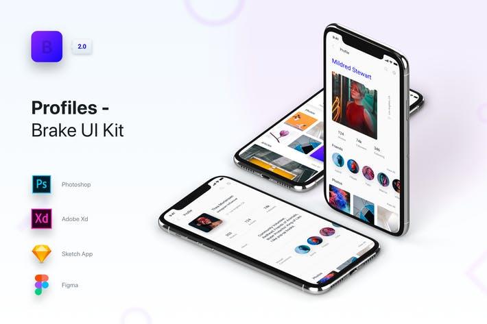 Brake UI Kit 2.0 - Profiles