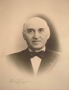 Gaston Malaterre directeur de 1947 à 1951