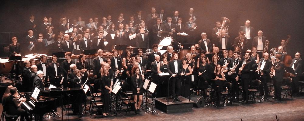 Orchestre de La Lyre Biterroise - Direction Victor Madrènes