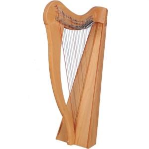 22 Strings Ard Ri Beechwood Harps