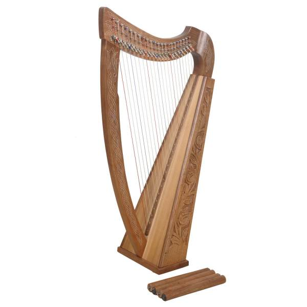 22 String Trinity Harp Rosewood