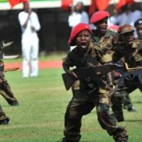 Thousands of Child Soldiers to be Released in South Sudan