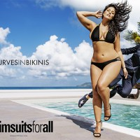 Curves Are in This Summer as Ashley Graham First plus Size Model to Grace Sports Illustrated