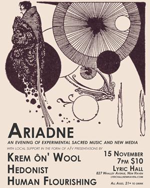 Ariadne - Experimental Sacred Music & New Media
