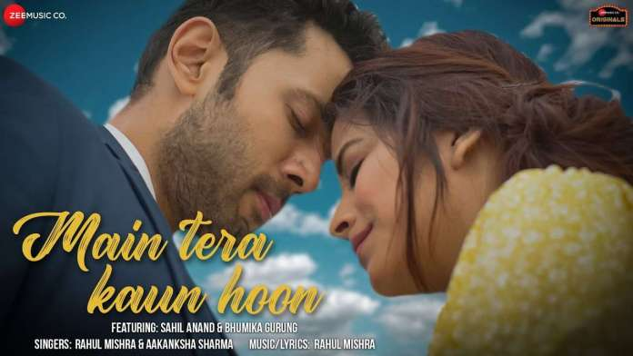 Main Tera Kaun Hoon Lyrics - WhatsApp Status - Rahul & Aakanksha