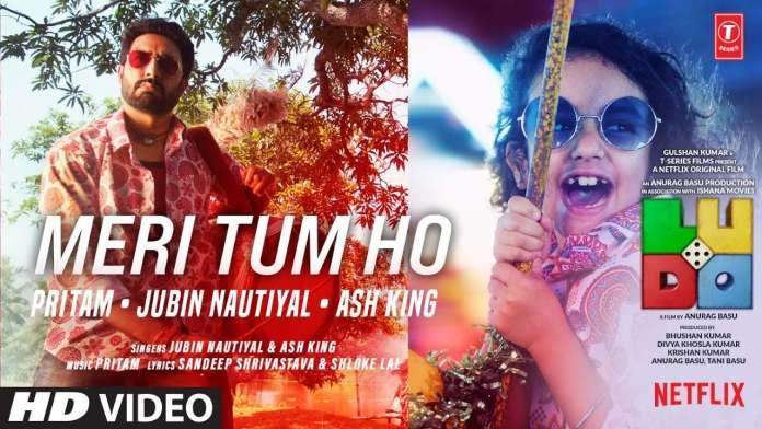 Meri Tum Ho Lyrics - WhatsApp Status - Jubin Nautiyal & Ash King