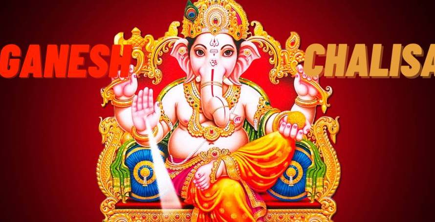 [Shri Ganesh Chalisa] Lyrics In English With Meaning & Pdf