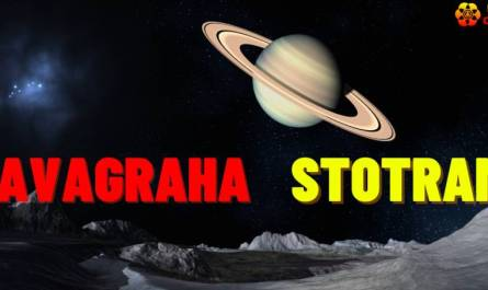 Navagraha Stotram/mantra lyrics in english with pdf and meaning