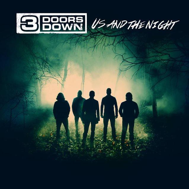 3 Doors Down – The Broken Lyrics