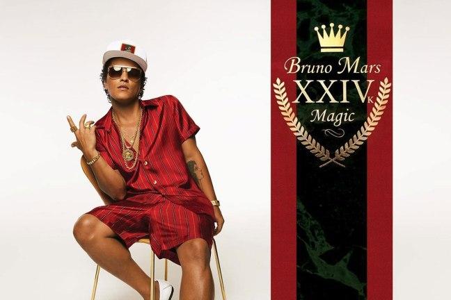 Bruno Mars - 24K Magic Lyrics
