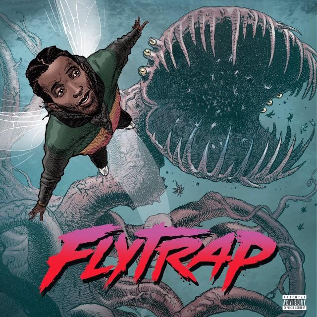 CJ Fly – Flytrap album Lyrics