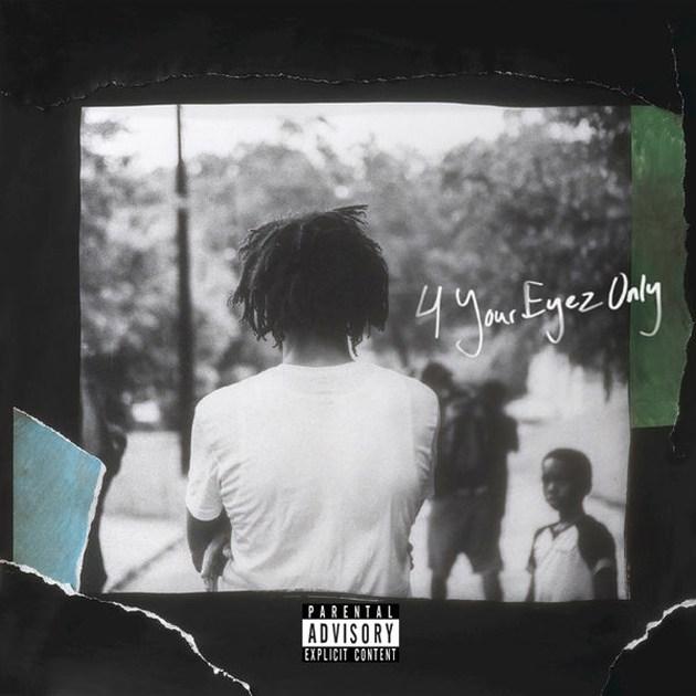 J. Cole - 4 Your Eyez Only Album Lyrics