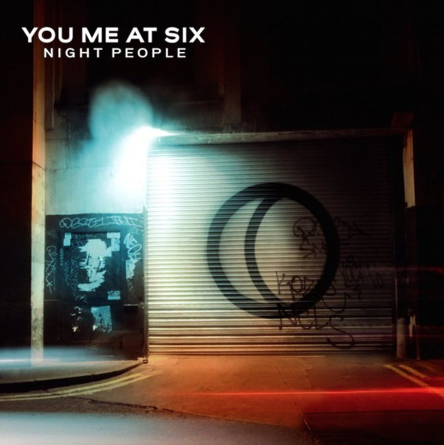 You Me At Six - Night People ( Album Lyrics )
