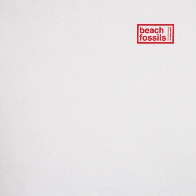 Beach Fossils - Somersault (Album Cover)