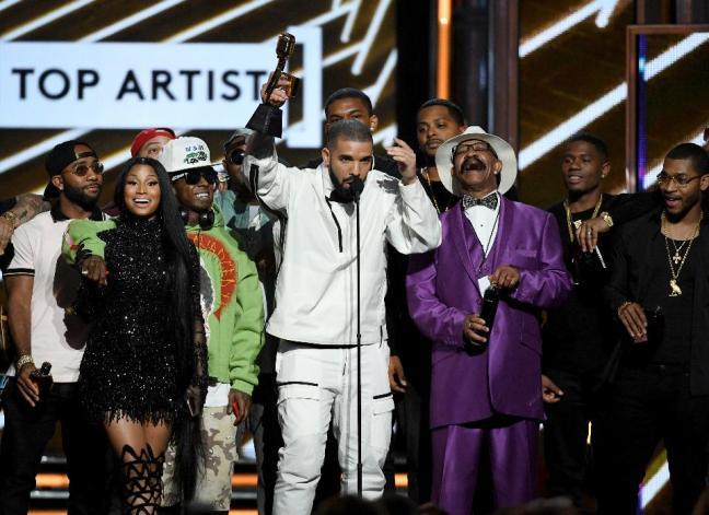 Drake Top Artist