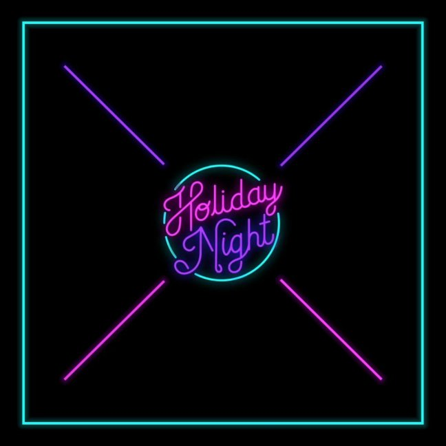 Girls' Generation - Holiday Night (Album Cover)