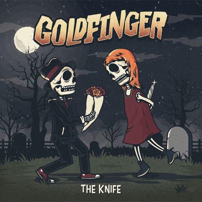 Goldfinger - The Knife (Album Cover)