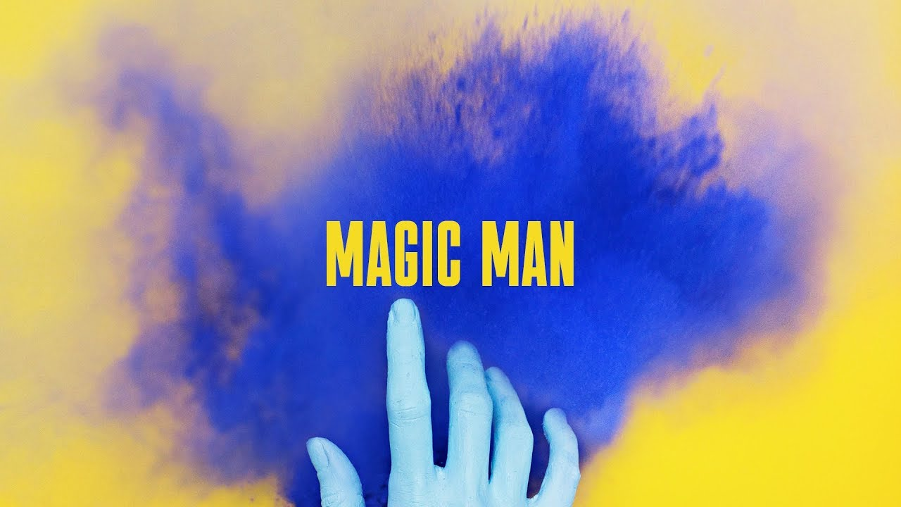 SKYGGE – Magic Man Lyrics