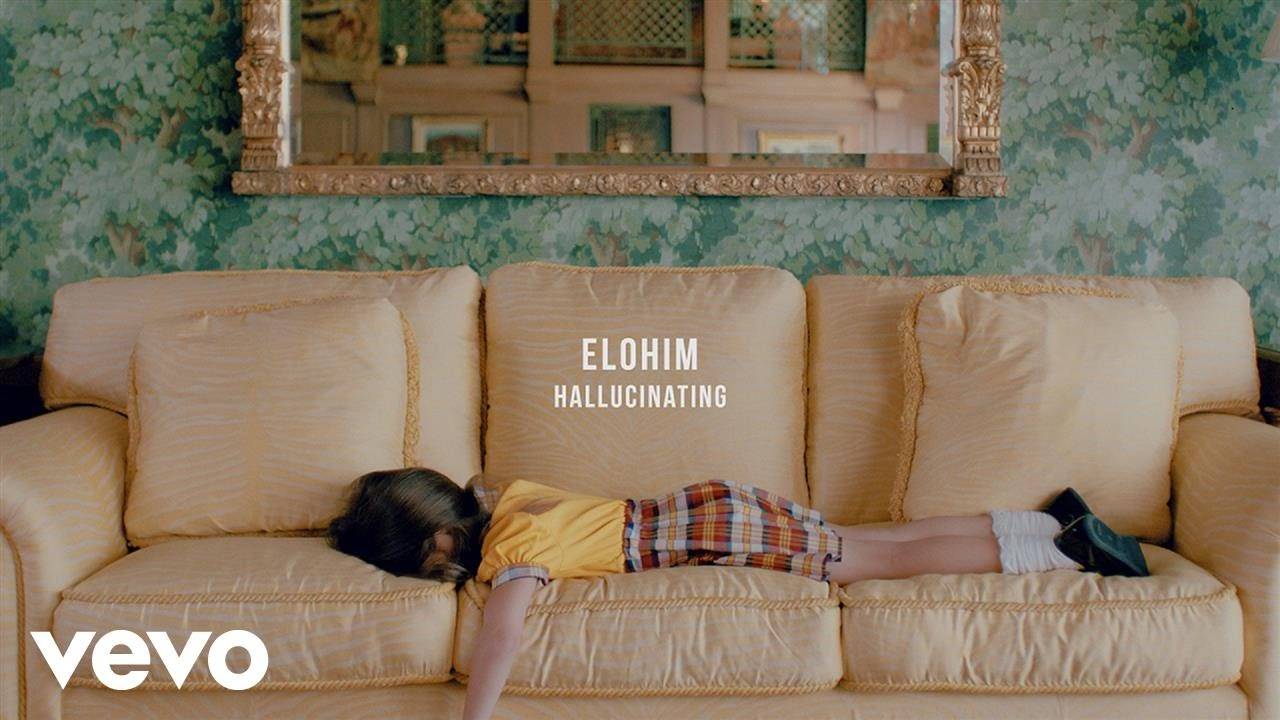 Elohim – Hallucinating Lyrics