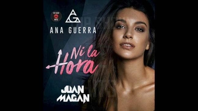 Ana Guerra - Ni La Hora lyrics