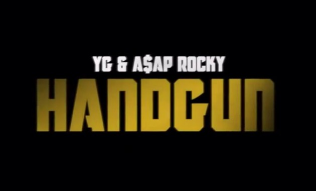 Handgun Lyrics