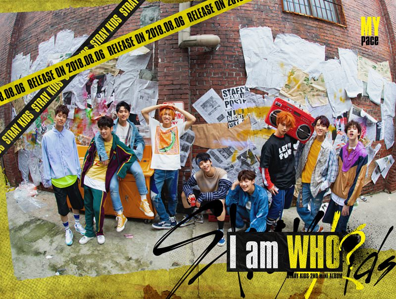 I Am Who Album