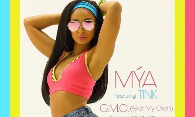 Mýa - G.M.O. (Got My Own)