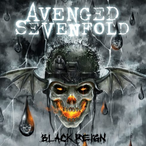 Black Reign cover tracklist