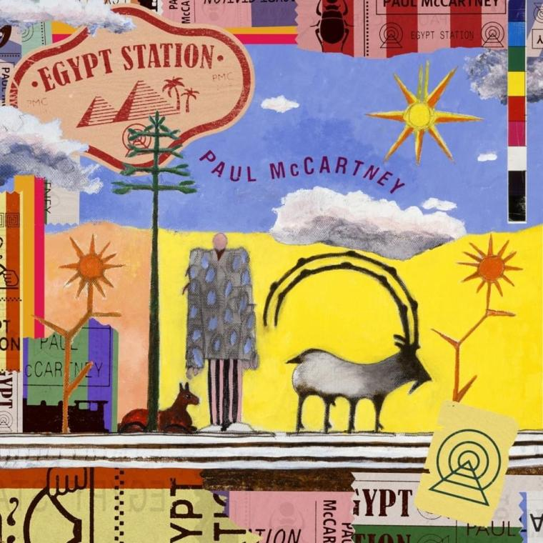 Egypt Station cover tracklist