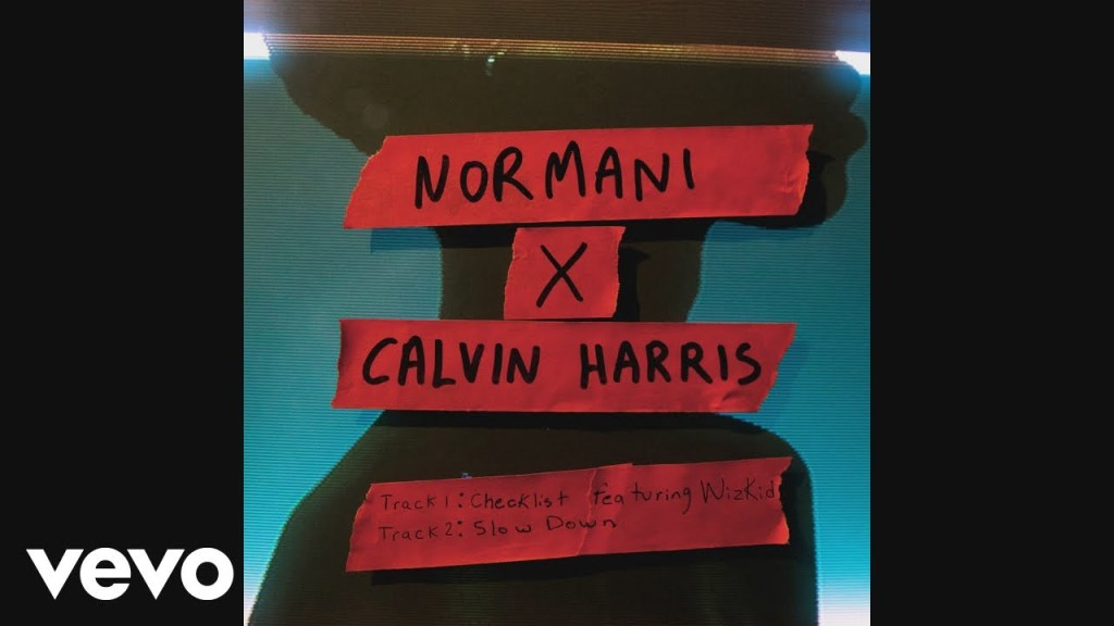 Normani x Calvin Harris – Checklist Lyrics