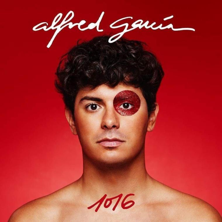 Alfred García –1016 album 2018