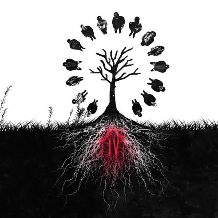 XXXTENTACION Presents Members Only, Vol. 4 (Album cover)