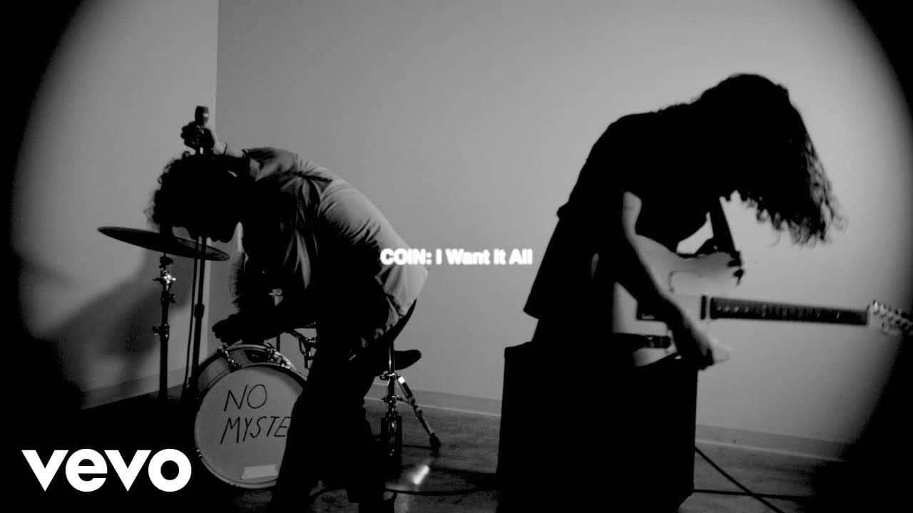 COIN - I Want It All Lyrics | LyricsFa