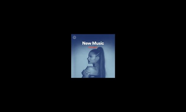 spotify New Music Friday Playlist 02.08.2019