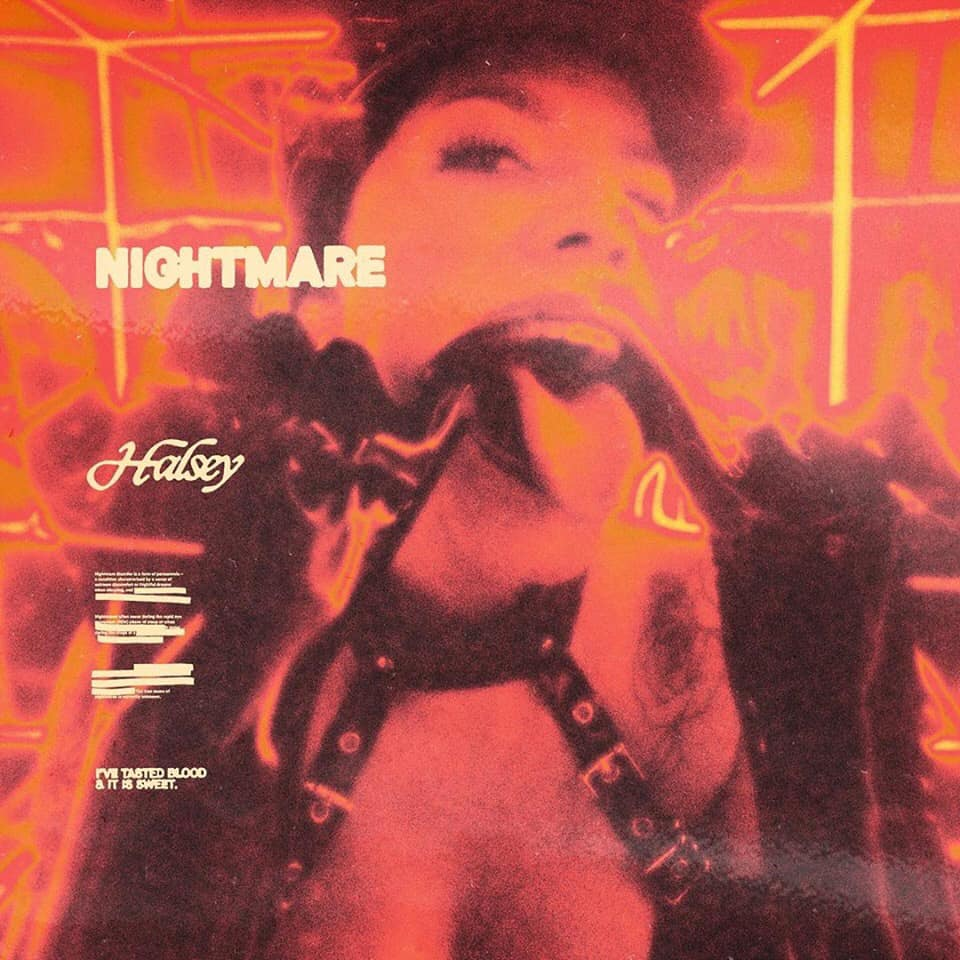 Halsey - Nightmare Lyrics