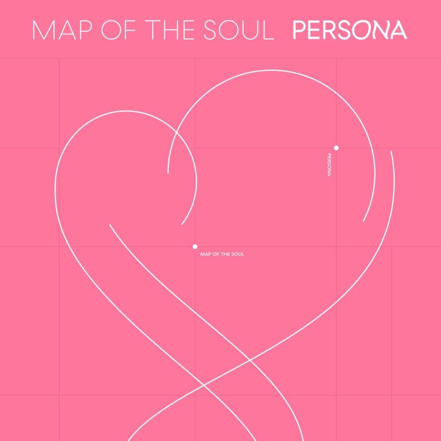 BTS - Map of the Soul Persona. (Album Lyrics)