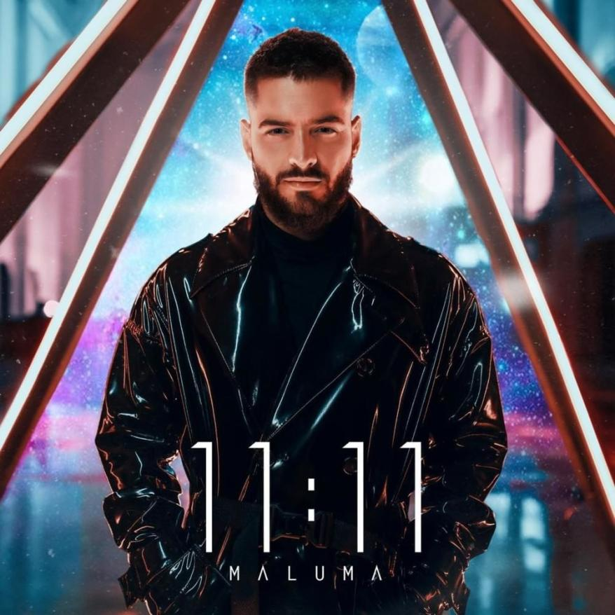 Maluma - 11:11 (Album Stream, Lyrics, Tracklist)