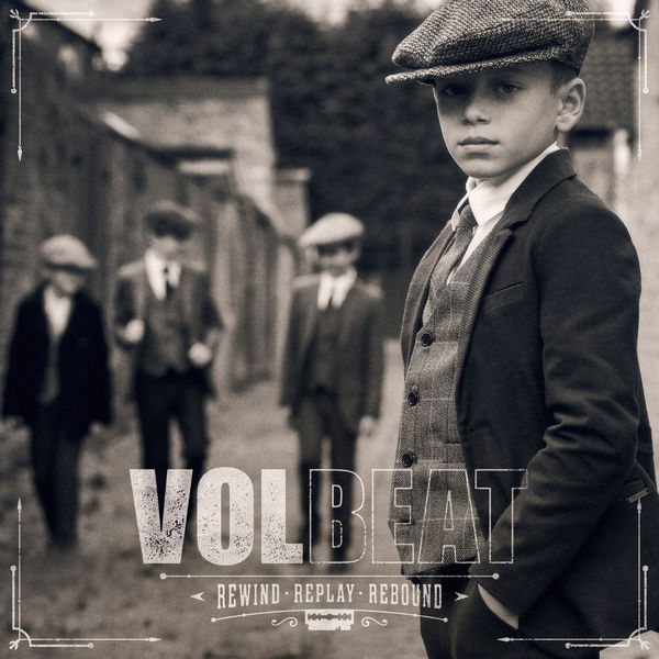 Volbeat - Rewind, Replay, Rebound (ALbum Lyrics)
