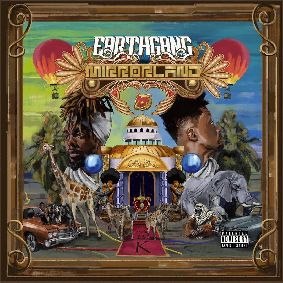 EARTHGANG - Mirrorland (Album Lyrics)