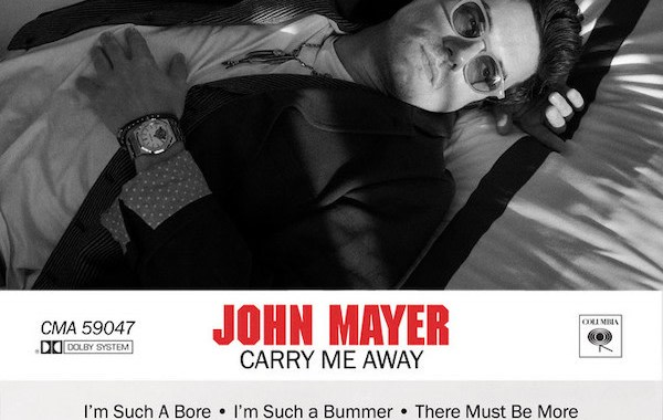 John Mayer - Carry Me Away Lyrics
