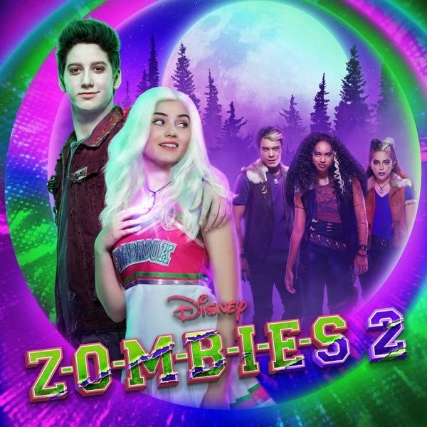Cast of ZOMBIES 2 (Original TV Movie Soundtrack)