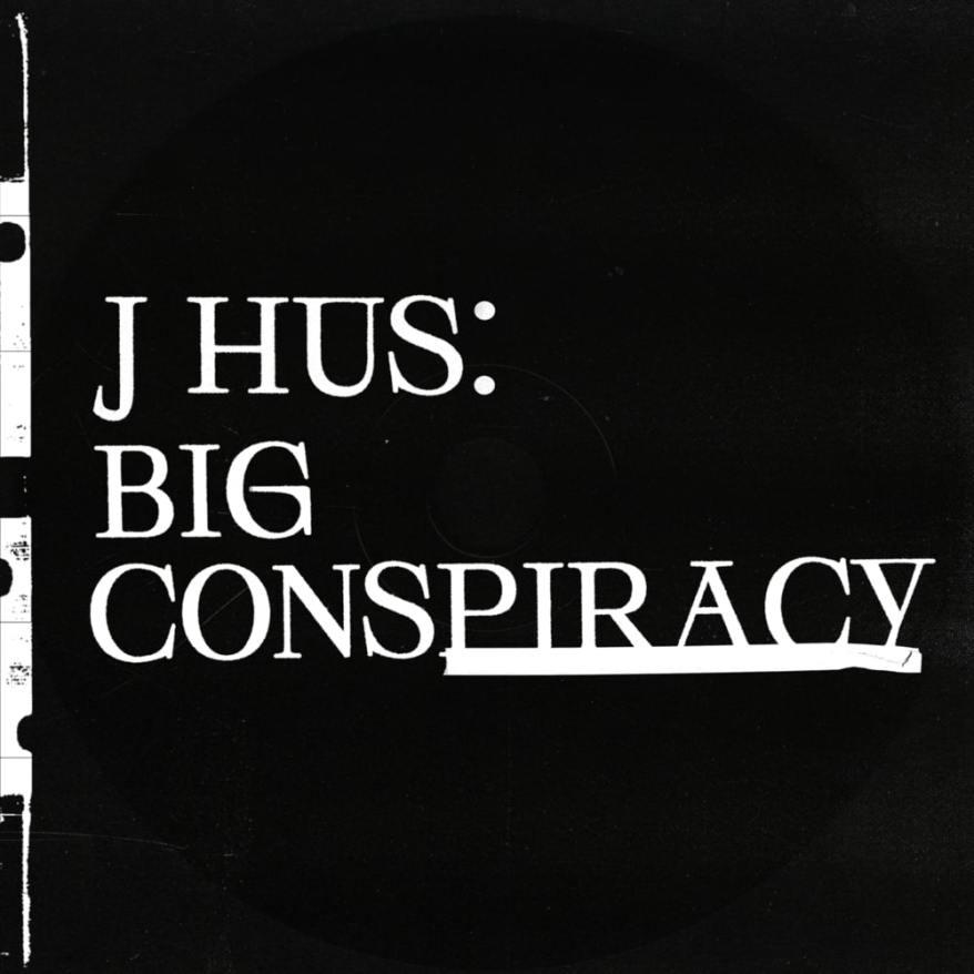 J Hus – Big Conspiracy album VOver