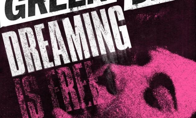 Green Day – Dreaming Lyrics
