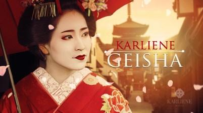 Karliene - Geisha Lyrics